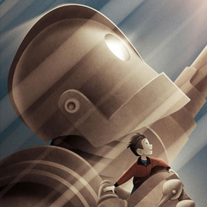 Le Géant de Fer de Brad Bird, l'analyse de M. Bobine