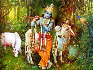 Krishna, le huitième avatar du panthéon hindou