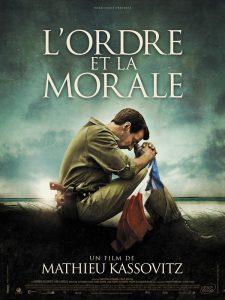 Affiche de L'Ordre et la Morale de Mathieu Kassovitz