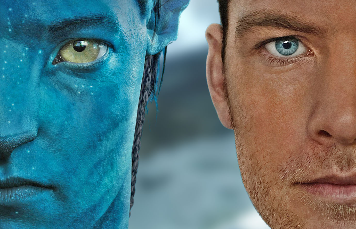 Jake Sully dans Avatar de James Cameron