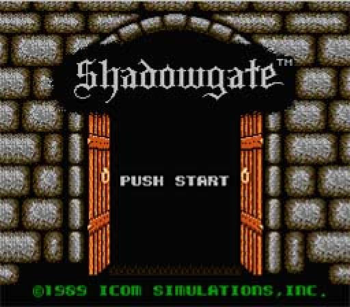 Shadowgates