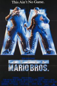 Affiche du film Super Mario Bros
