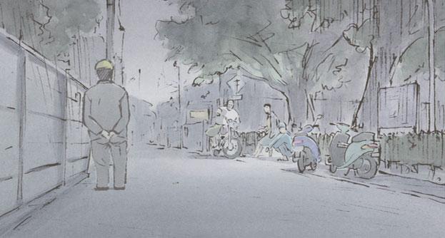 Un style différent des standards du studio Ghibli