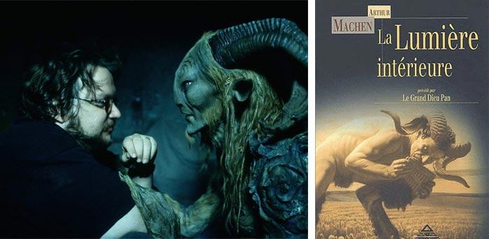 Le Labyrinthe de Pan de Guillermo Del Toro et la Lumière intérieure d'Arthur Machen