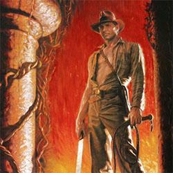 Steven Spielberg et le Temple Maudit par M. Bobine