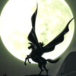 Vampire Hunter D : Bloodlust de Kawajiri, par M. Bobine