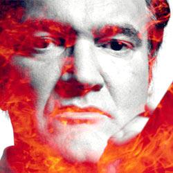 Quentin Tarantino le mercenaire par M. Bobine