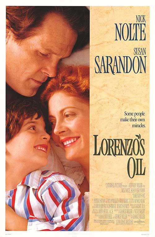 Affiche du film Lorenzo de George Miller