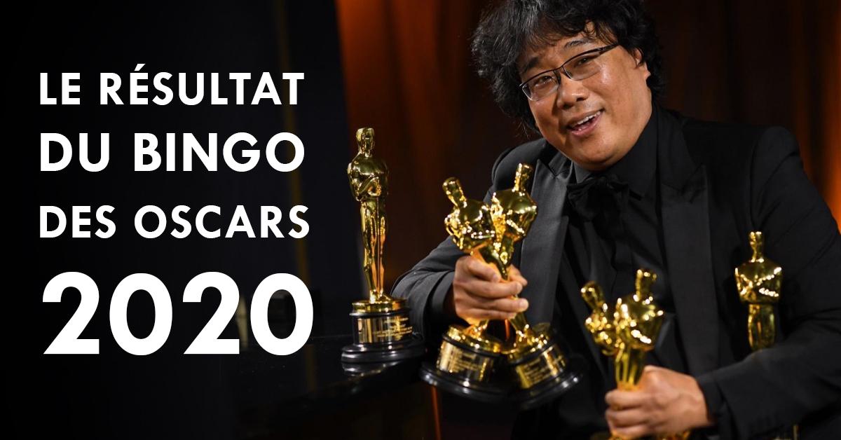 Bong Joon-ho, le grand gagnant des Oscars 2020
