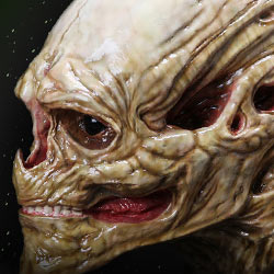 Alien la résurrection de Jean-Pierre Jeunet par M. Bobine