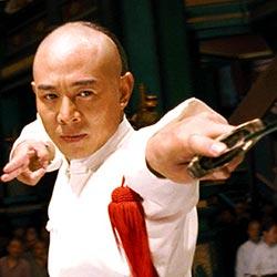 Jet Li, Ronny Yu, Yuen Woo-ping et le Maître d'armes par M. Bobine