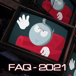 La FAQ improvisée de M. Bobine – 2021