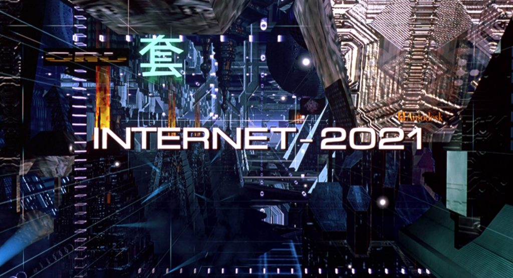 l'internet cyberpunk de Johnny Mnemonic