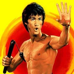 Le mythe de Bruce Lee, l'analyse de M. Bobine